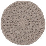 Danica Trivet Knotted Grey