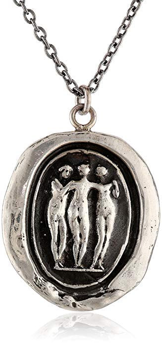 Pyrrha Talisman Three Graces Silver