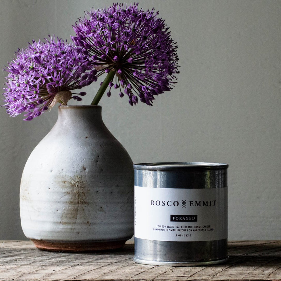 Rosco Emmit Candle Foraged
