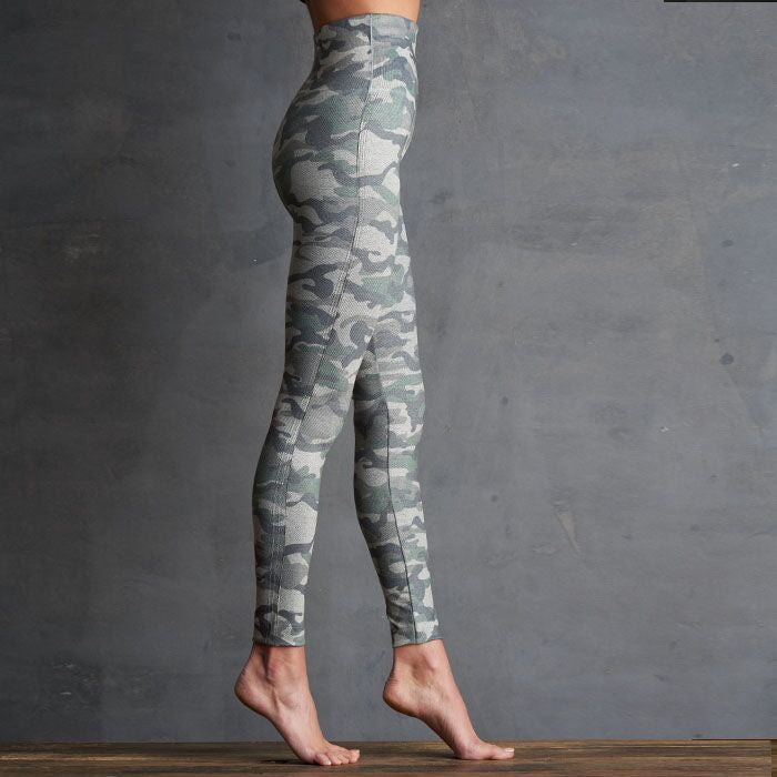 Lemon Fatigue Legging Charcoal