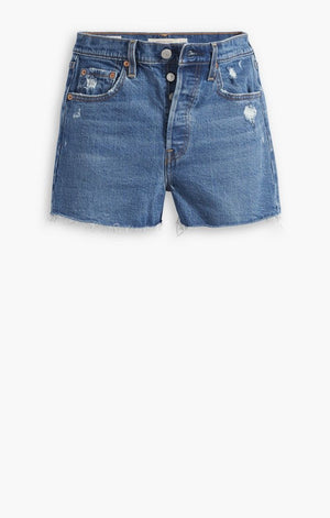 Levi's Ribcage Short Jive Outlasted