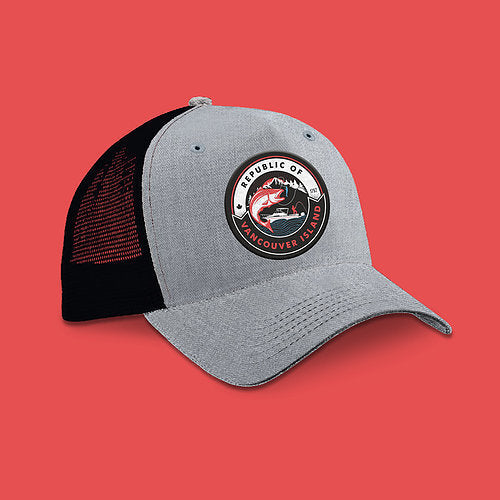 Republic Of Vancouver Island Salmon Hat
