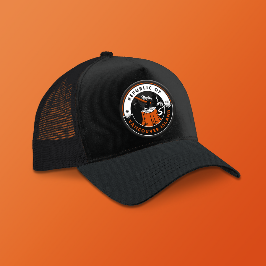 Republic Of Vancouver Island Axe Hat
