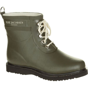 Ilse Jacobsen Rub2 Ankle Boot Army