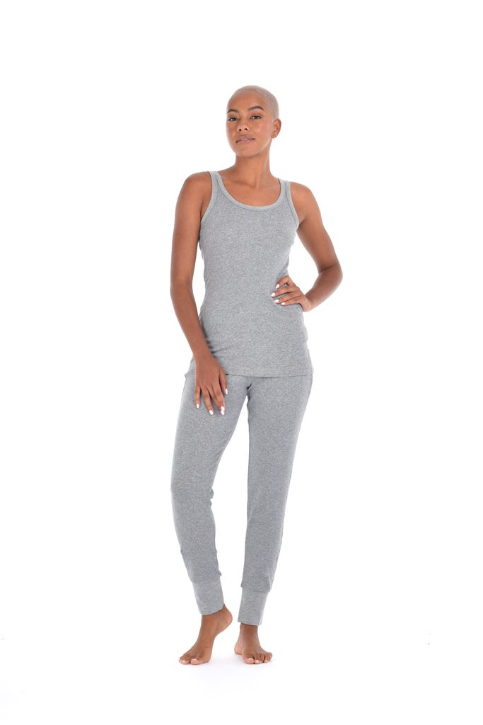 Paper Label Mara Tank Grey Mix