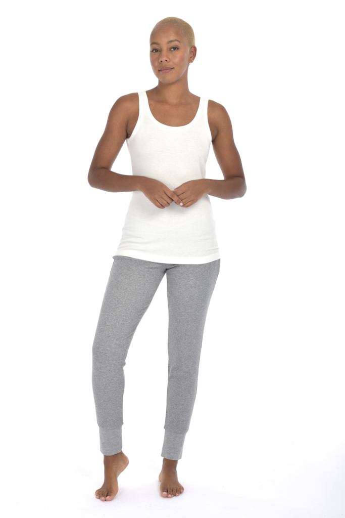 Paper Label Mara Tank White