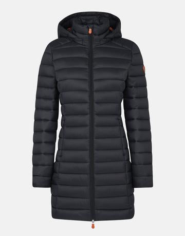 Save The Duck Womens Hooded Jacket