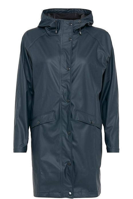 Ichi Tazi Raincoat Total Eclipse