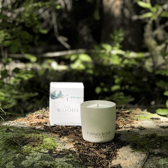 Tofino Soap Co. Candle The Woods