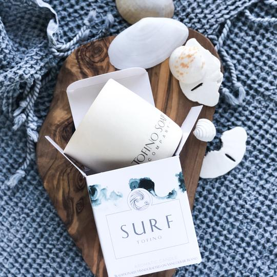 Tofino Soap Co. Candle Surf