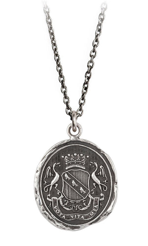 Pyrrha Talisman My Life Is A Prayer