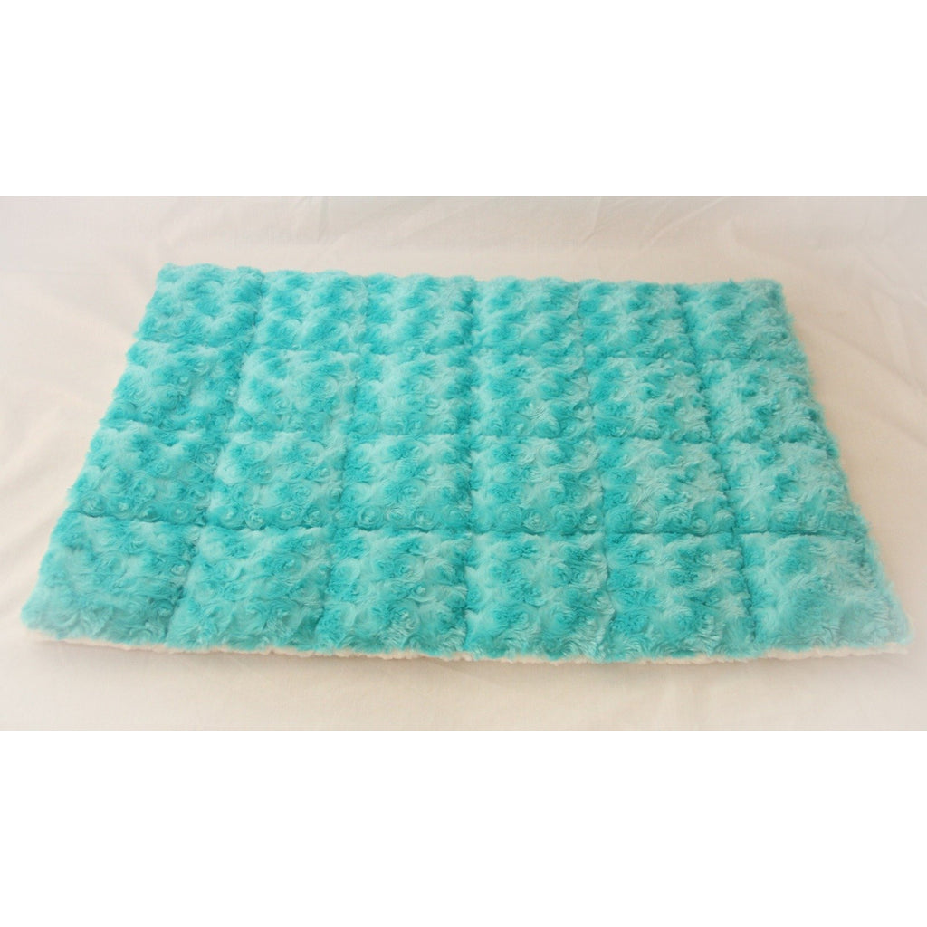 Large Weighted Lap Pad 1-6 LBS Swirl Minky