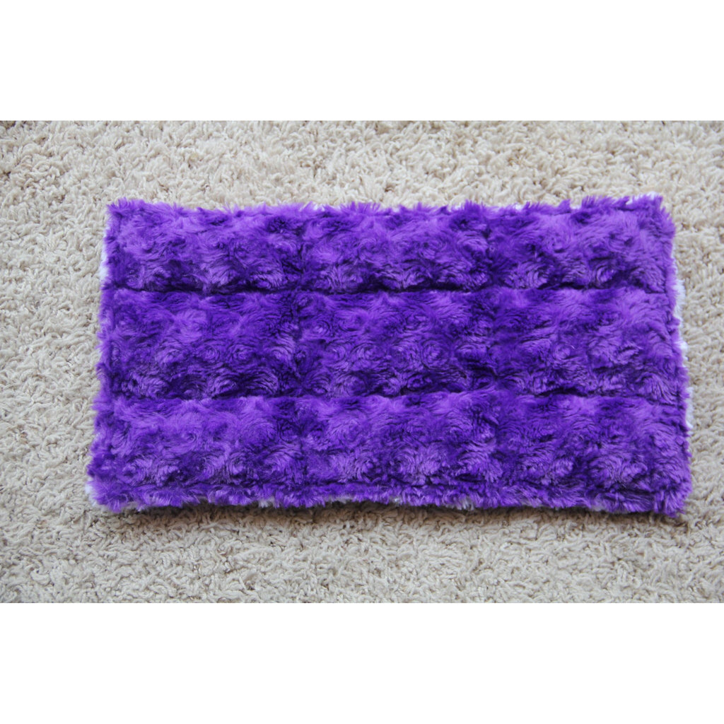 Medium Weighted Lap Pad 1-3 LBS Swirl Minky