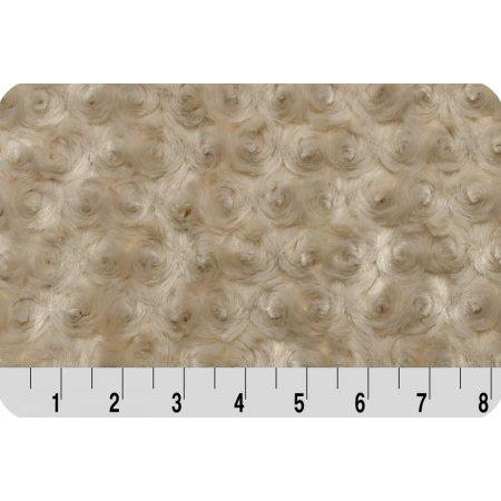 Small Weighted Lap Pad 1-2 LBS Swirl Minky