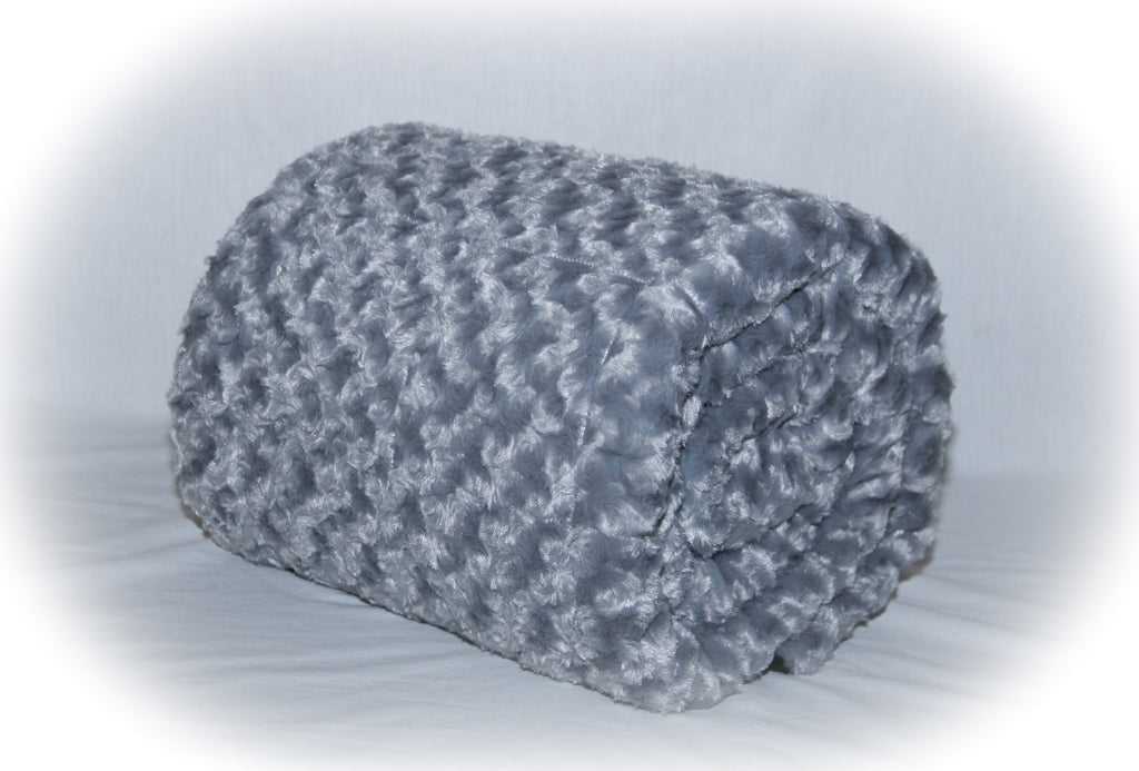 Luxury Minky Swirl Weighted Blanket