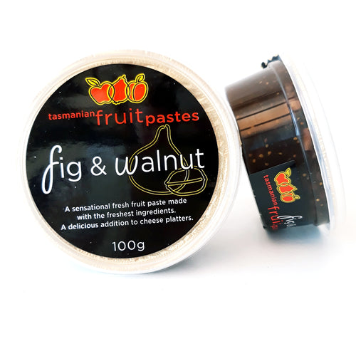 Fig and Walnut Paste