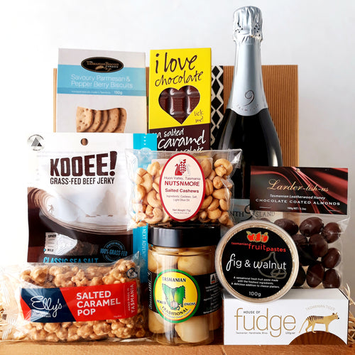 Ultimate Foodies Hamper - Optional Wine or Beer