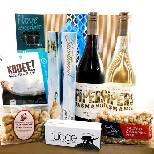 Red and White Wine Hamper