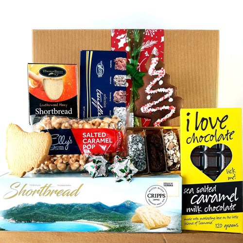 Sweet Christmas Hamper ~ Alcohol Free