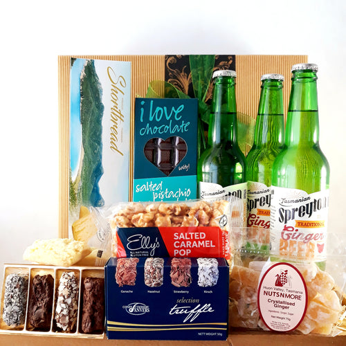 Tasmanian Ginger Beer Hamper