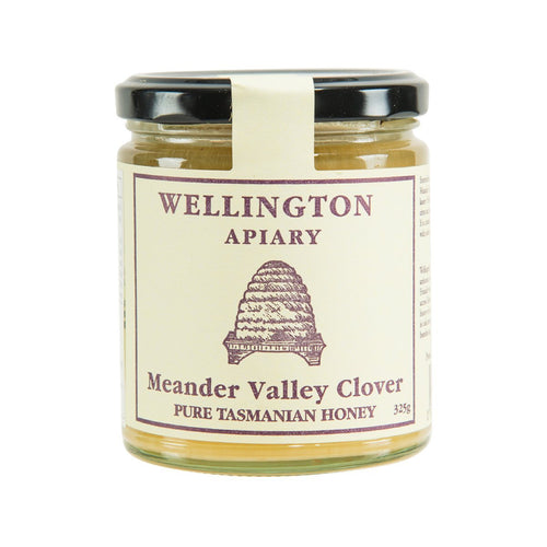 Pure Meander Valley Clover Honey ~ 325g