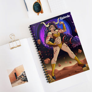 Taurus Episode Spiral Notebook