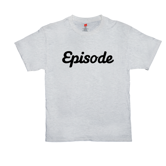 Episode Black Logo Tee