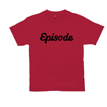 Load image into Gallery viewer, Episode Black Logo Tee