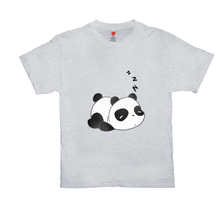 Load image into Gallery viewer, Sleepy Panda Tee