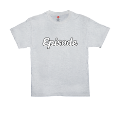 Load image into Gallery viewer, Episode White & Black Logo Tee