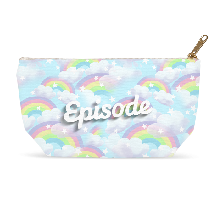 Episode Rainbow Makeup Bag