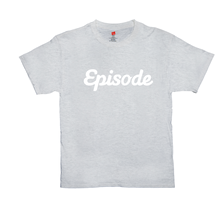 Load image into Gallery viewer, Episode White Logo Tee