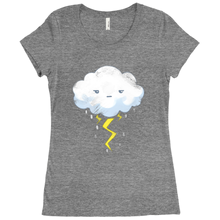 Load image into Gallery viewer, Stormy Day Scoop Neck Tee