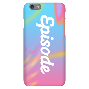 Tie Dye Logo Phone Case - iPhone