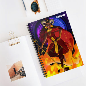 Aries Episode Spiral Notebook