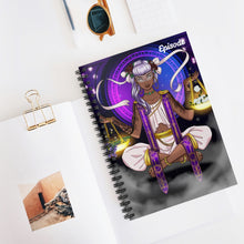Load image into Gallery viewer, Libra Episode Spiral Notebook