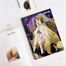 Load image into Gallery viewer, Virgo Episode Spiral Notebook