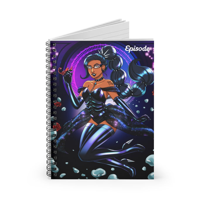 Scorpio Episode Spiral Notebook
