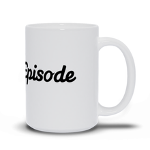 Load image into Gallery viewer, Episode Logo Mug - White
