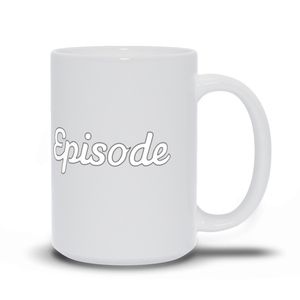 Bright Mode Episode Logo Mug