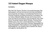 INSTANT OXYGEN SKIN REVIVAL MASQUE (115) - rayaspa