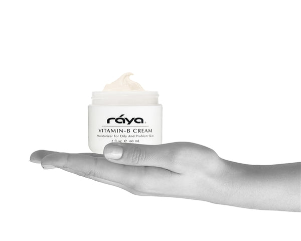 VITAMIN-B DAY CREAM (300) - rayaspa