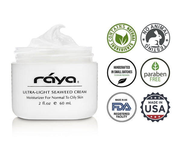 ULTRA-LIGHT SEAWEED DAY CREAM (304) - rayaspa
