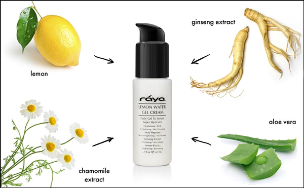 LEMON WATER GEL CREAM (308) - rayaspa