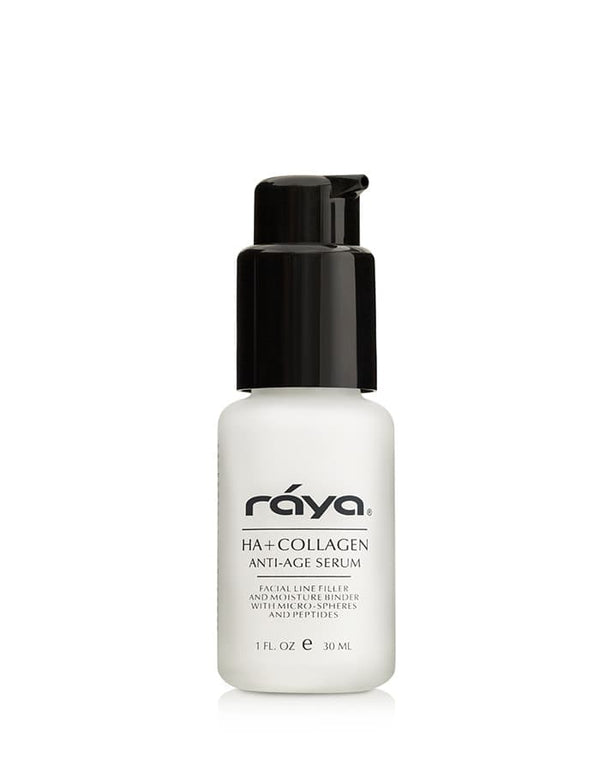 HA + COLLAGEN ANTI-AGING SERUM (502) - rayaspa