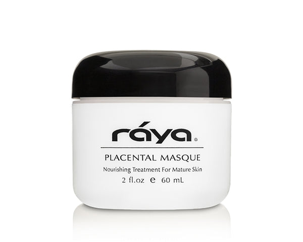 PLACENTAL NOURISHING MASQUE (606) - rayaspa
