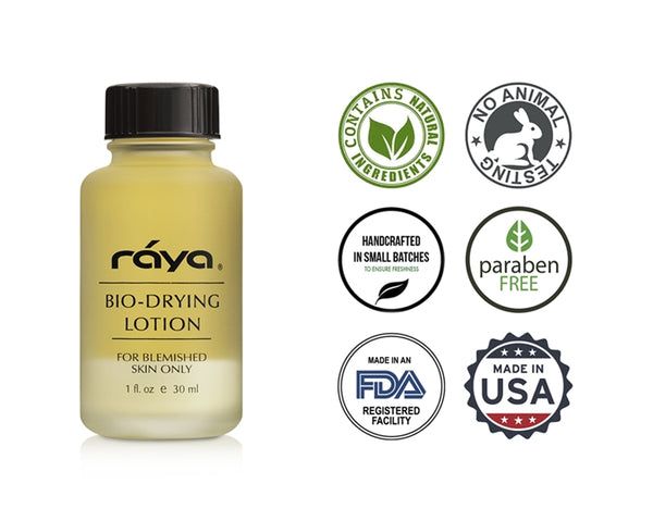 BIO-DRYING LOTION (701) - rayaspa