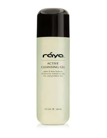 ACTIVE CLEANSING GEL WITH AHA & BHA (G-107)