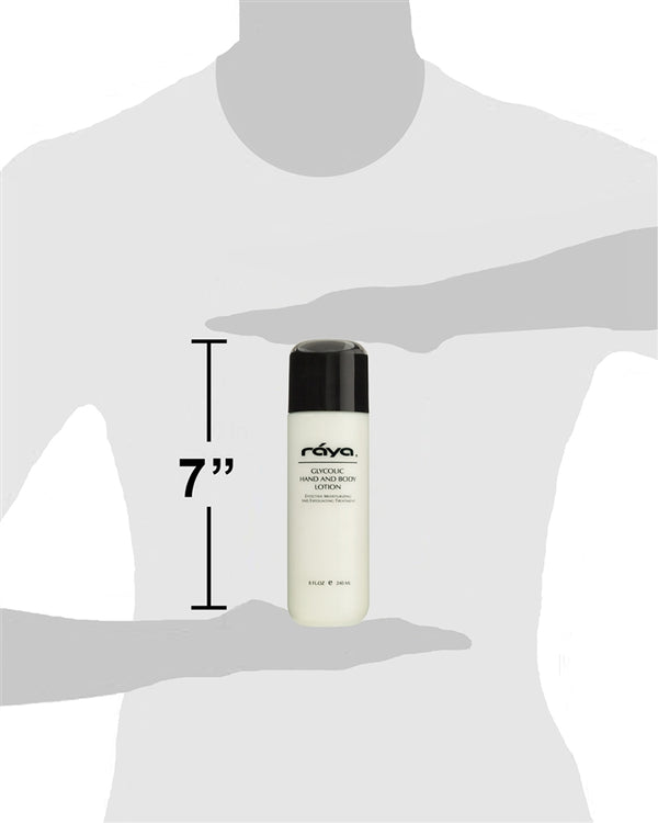 GLYCOLIC HAND AND BODY LOTION (G-333) - rayaspa