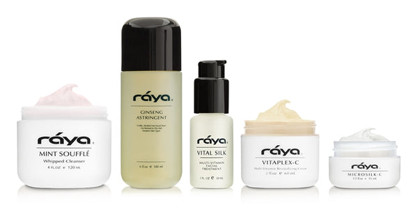 RAYA SKIN CARE NORMAL-TO-DRY SKIN KIT (K-2) - rayaspa